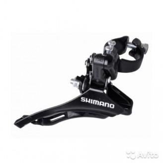 Передний переключатель Shimano  FD-TZ21 тяга верх. 28.6