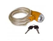 Трос-замок STG TY 560-1 10х1000 мм ключ