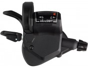 Шифтер Microshift TS39-7R 7ск.