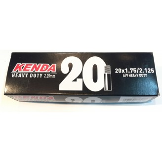 Велокамера Kenda BMX 20x2,125 A/V