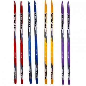 Лыжи пластик wax(STC) 180-205